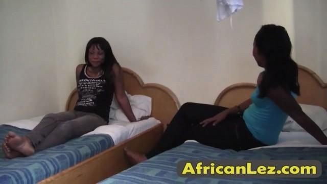 Lovey dovey Lesbian Alisha fingers her girlfriends virginity away