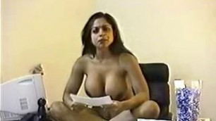 Angela Devi Busty Beauty Talk Dirty To Me