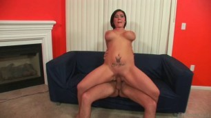 Femmina creampie anale