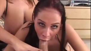 Gianna Michaels Big Boobs babes Share a big cock