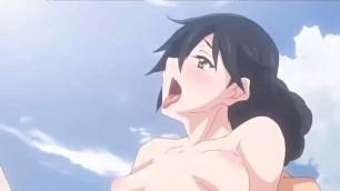 Yarimoku Beach ni Shuugakuryokou de The Animation 01
