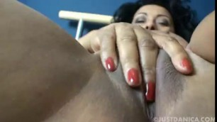 Awesome Danica Collins Donna Ambrose Morning Masturbation
