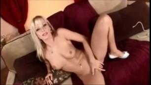Gorgeous Jana Cova Masturbation with Vibrator