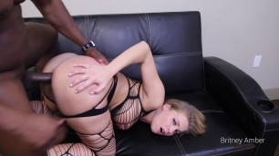 Sexual Big Ass Blonde Britney Amber Anal Playmate