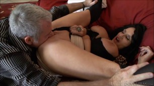 Rita Daniels Jay Crew incredible sex with a mature woman
