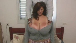 Finland huge tits massage