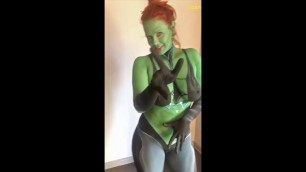 Marvelous Maitland Ward Nude Scene In Snapchat Story