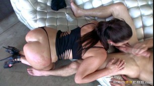 Drenched Teased and Fucked Awesome Brunette Brittany Shae
