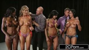 Fitness Contest Hot Orgy Brandi Love Diamond Jackson Kendra Lust Jewels Jade