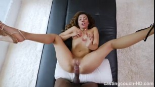 Rap Model Maya Morena Gets The Brakes Beat Off Her Pussy