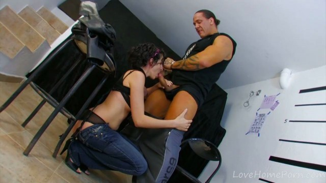 Cute Brunette Sena Gets More Than She Bargained For