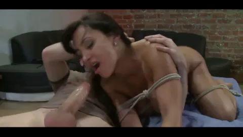 Lisa Ann Tied Up