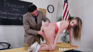 Appealing Girl Harley Jade Taking One for the Dean