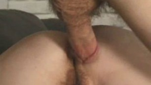 Kitty Foxx mature woman indulges him with his mouth and breasts
