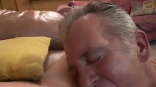 Busty Blonde Zarina mature amateur gives a great blowjob
