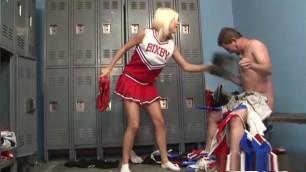 Tender Tessa Taylor in hottest foot fetish blonde xxx scene htm
