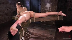Dani Daniels girl tie up and put your fingers in pussy