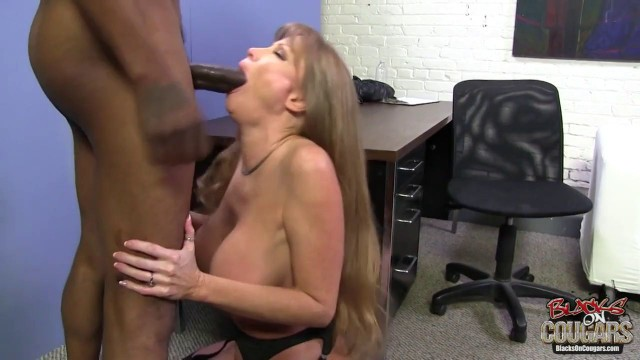 Darla Crane and Charlie Mac fuck in different poses