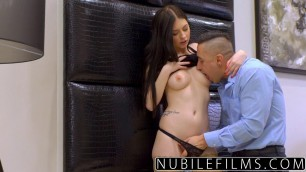 Sexy Girl Arielle Banged By Boss