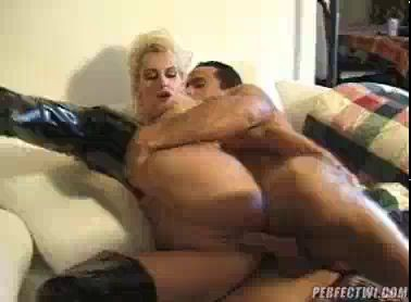 Sally Layd Buxom Blonde retro Anal