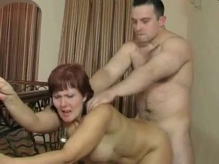 Huge Tit Milf Mom Gets Fucked Hardcore By Son