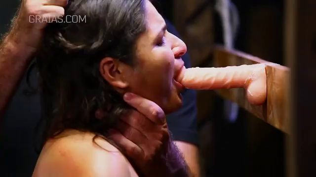 Woman Dominating Female