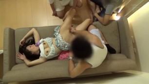 Asian Sleepy Group Sex Fuq