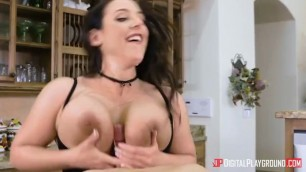 Angela White My Husbands Brother Bangs My Pussy In The Bathroom