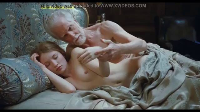 Horny Oldie Bangs Her While Sleeping Force Porn