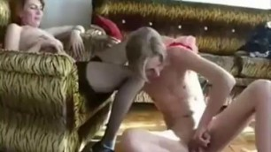 Russian Mom And Son Assjob Porn