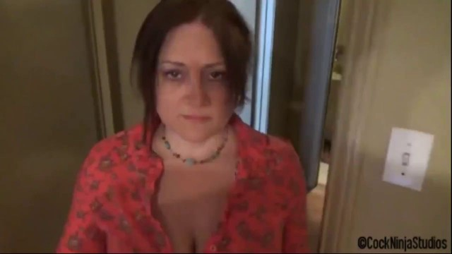 Cockninjastudios Mom Is Suspicious Of Step Son