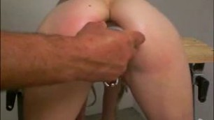 Submissive Dutch Sloppy Blowjob