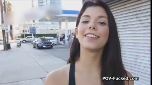 Happy Horny Girl Plays With Her Cunt Ftv Public