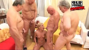 xxx2 us Old And Young GangBang Anetta 21 years old 24 April 2008 Sex Vedio