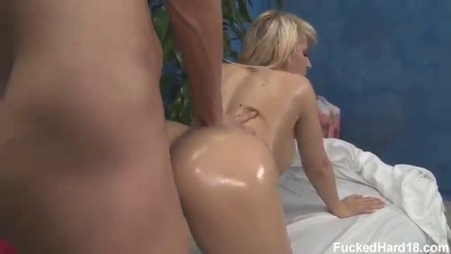 Madison Ivy Slut Lay Down On A Massage Table And Banged