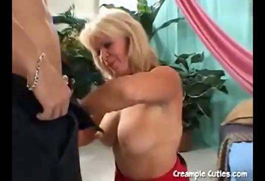 Granny Whore Blow Job Him Busty Fuck