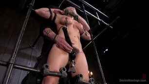 Perfectly Sexy Girl In Bondage Mom Cum