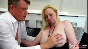 Agedlove Suzie Is Banged By Handy Businessman Marc