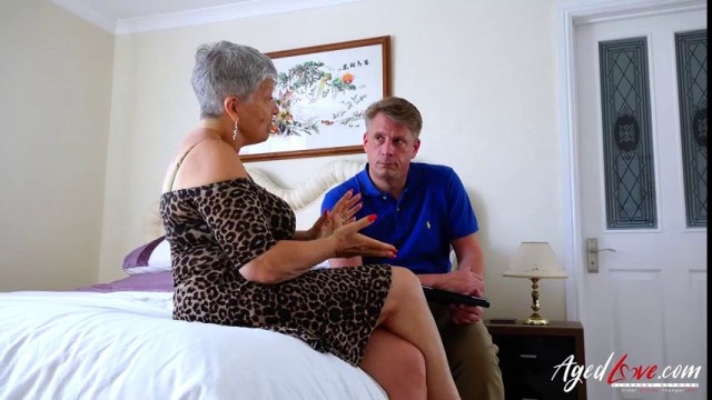 Agedlove Mature Savana Banged With Marc Kaye