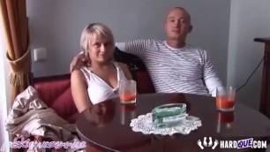 She Sucks His Dick Real Good Cum Inside Mom