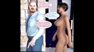 3d Comic Wife Cheats & Cuckold Cartoons Husband With Young Stud Pornomovie