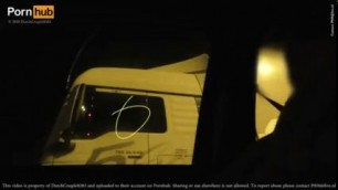 Dutch Wife Exosed To Truckers On Highway Whale Tail Thong Tubegalour