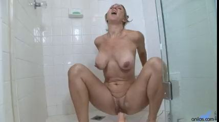 Milf Jenna Covelli Squirting In The Shower Lotbooty Com