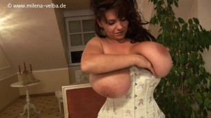 Homemade Bbw Milena Velba Afterparty