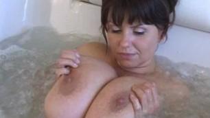Bbw Girls With Big Tits Milena Velba Whirl Pool