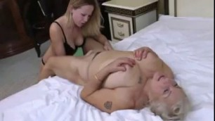 Eating Out Grandma's Pussy Chaturbate