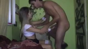 Young Brother And Sister Have Fun Banging At Home Iwank