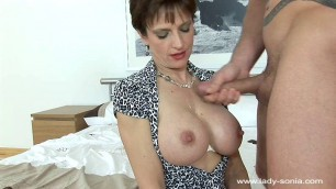 Busty Matures Lady Sonia The Loves Cum