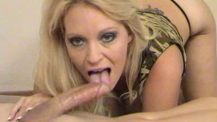 Milf Fuck Charlee Chase Military Blowjob Facial