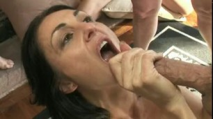 Dark Haired Milf Lake Russell Swallows 10 Loads Of Cum Mobile Porn Fuq